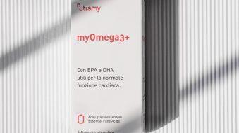 myOmega3+: Omega 3 allo stato puro